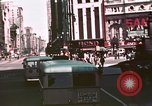Image of vehicular traffic United States USA, 1937, second 35 stock footage video 65675051567