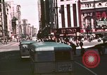 Image of vehicular traffic United States USA, 1937, second 36 stock footage video 65675051567
