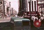 Image of vehicular traffic United States USA, 1937, second 38 stock footage video 65675051567