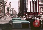 Image of vehicular traffic United States USA, 1937, second 39 stock footage video 65675051567