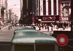 Image of vehicular traffic United States USA, 1937, second 42 stock footage video 65675051567