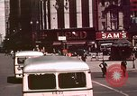 Image of vehicular traffic United States USA, 1937, second 44 stock footage video 65675051567