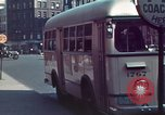 Image of vehicular traffic United States USA, 1937, second 53 stock footage video 65675051567