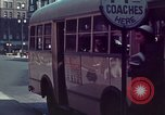 Image of vehicular traffic United States USA, 1937, second 56 stock footage video 65675051567