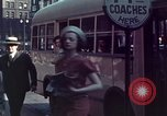Image of vehicular traffic United States USA, 1937, second 58 stock footage video 65675051567