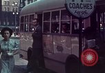 Image of vehicular traffic United States USA, 1937, second 60 stock footage video 65675051567