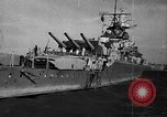 Image of German cruiser Admiral Graf Spee Montevideo Uruguay, 1939, second 18 stock footage video 65675051596