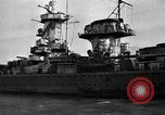 Image of German cruiser Admiral Graf Spee Montevideo Uruguay, 1939, second 21 stock footage video 65675051596