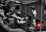 Image of German cruiser Admiral Graf Spee Montevideo Uruguay, 1939, second 25 stock footage video 65675051596