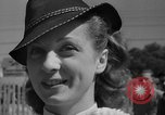Image of Danielle Darrieux New York United States USA, 1937, second 25 stock footage video 65675051610