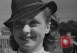 Image of Danielle Darrieux New York United States USA, 1937, second 26 stock footage video 65675051610