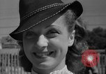 Image of Danielle Darrieux New York United States USA, 1937, second 27 stock footage video 65675051610