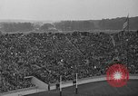 Image of football match South Bend Indiana USA, 1937, second 7 stock footage video 65675051617