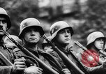 Image of German invasions early in World War II Europe, 1940, second 17 stock footage video 65675051619
