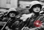 Image of German invasions early in World War II Europe, 1940, second 20 stock footage video 65675051619