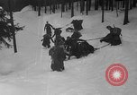 Image of sled artillery Austria, 1935, second 14 stock footage video 65675051629