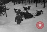 Image of sled artillery Austria, 1935, second 16 stock footage video 65675051629