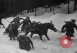 Image of sled artillery Austria, 1935, second 18 stock footage video 65675051629