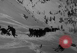 Image of sled artillery Austria, 1935, second 22 stock footage video 65675051629