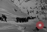Image of sled artillery Austria, 1935, second 24 stock footage video 65675051629