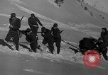 Image of sled artillery Austria, 1935, second 33 stock footage video 65675051629
