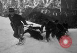 Image of sled artillery Austria, 1935, second 36 stock footage video 65675051629