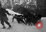 Image of sled artillery Austria, 1935, second 37 stock footage video 65675051629