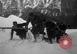 Image of sled artillery Austria, 1935, second 39 stock footage video 65675051629