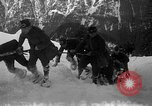 Image of sled artillery Austria, 1935, second 41 stock footage video 65675051629