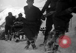 Image of sled artillery Austria, 1935, second 52 stock footage video 65675051629