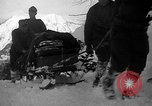 Image of sled artillery Austria, 1935, second 54 stock footage video 65675051629
