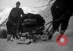 Image of sled artillery Austria, 1935, second 55 stock footage video 65675051629