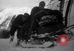 Image of sled artillery Austria, 1935, second 57 stock footage video 65675051629