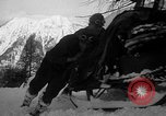 Image of sled artillery Austria, 1935, second 58 stock footage video 65675051629