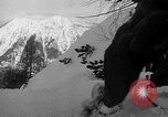 Image of sled artillery Austria, 1935, second 60 stock footage video 65675051629