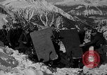 Image of sled artillery Austria, 1935, second 61 stock footage video 65675051629