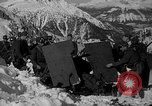 Image of sled artillery Austria, 1935, second 62 stock footage video 65675051629