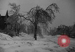 Image of damage from sleet Duluth Minnesota USA, 1935, second 10 stock footage video 65675051631
