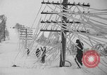 Image of damage from sleet Duluth Minnesota USA, 1935, second 26 stock footage video 65675051631