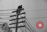 Image of damage from sleet Duluth Minnesota USA, 1935, second 35 stock footage video 65675051631