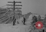 Image of damage from sleet Duluth Minnesota USA, 1935, second 45 stock footage video 65675051631