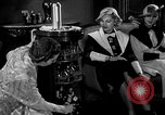 Image of models display cocktail bar gadgets Chicago Illinois USA, 1935, second 13 stock footage video 65675051632