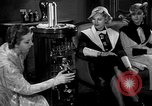 Image of models display cocktail bar gadgets Chicago Illinois USA, 1935, second 14 stock footage video 65675051632