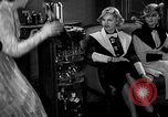 Image of models display cocktail bar gadgets Chicago Illinois USA, 1935, second 15 stock footage video 65675051632