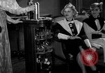 Image of models display cocktail bar gadgets Chicago Illinois USA, 1935, second 16 stock footage video 65675051632