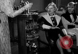 Image of models display cocktail bar gadgets Chicago Illinois USA, 1935, second 19 stock footage video 65675051632