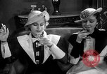 Image of models display cocktail bar gadgets Chicago Illinois USA, 1935, second 20 stock footage video 65675051632