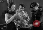 Image of models display cocktail bar gadgets Chicago Illinois USA, 1935, second 29 stock footage video 65675051632