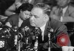 Image of Whittaker Chambers pumpkin papers Washington DC USA, 1948, second 18 stock footage video 65675051639