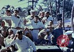 Image of Victory over Japan day Honolulu Hawaii USA, 1945, second 54 stock footage video 65675051646
